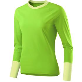 Houdini Liquid Skin Crew Shirt Women Trefoil Green